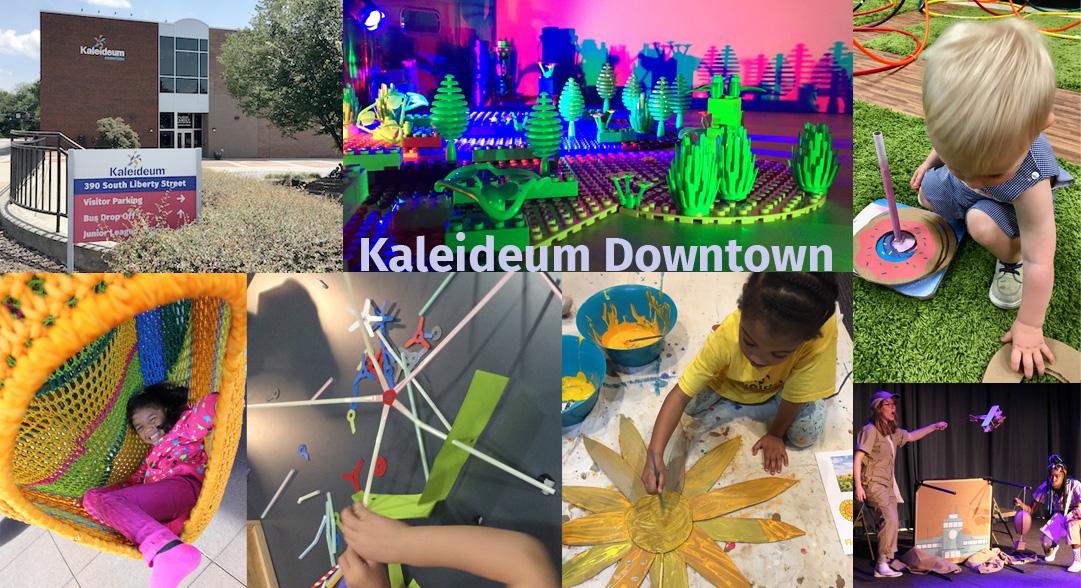 Kaleideum Downtown - Formerly Children's Museum of Winston-Salem